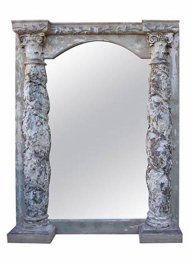 column mirror