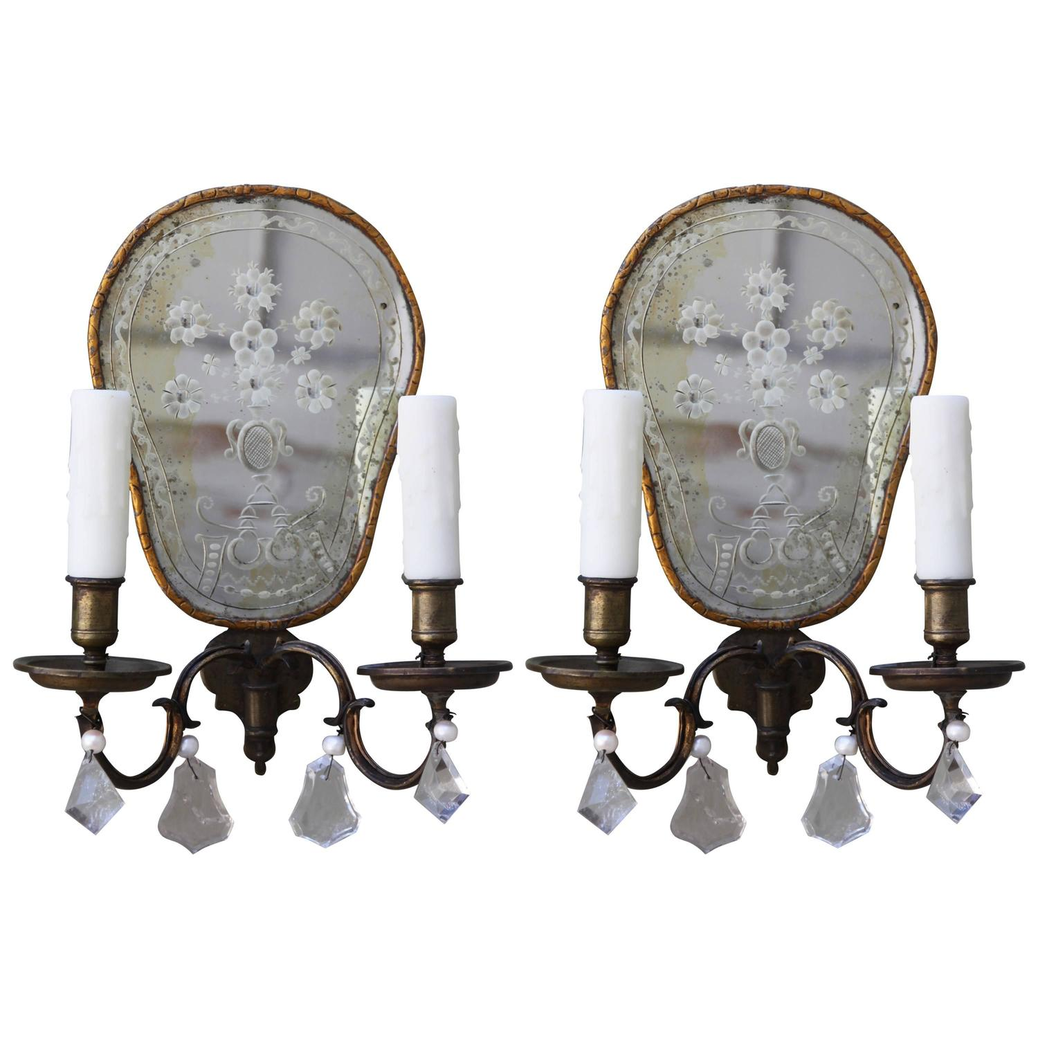 sconces product nancy tulipaverticle corzine sconce mirrored wall web tulipa