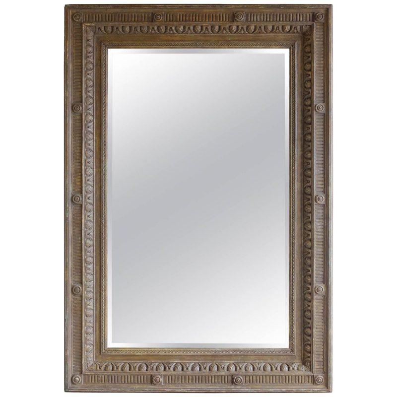 Grand Scale Classical Italian Framed Mirror