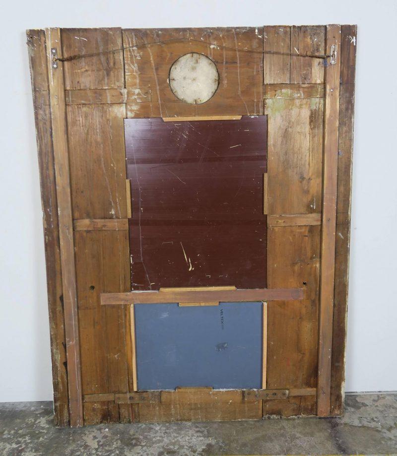 19th Century English Pine Bookcase