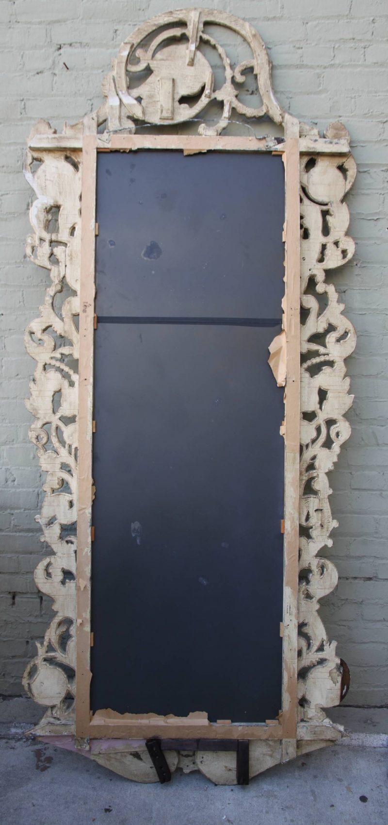 19th Century Italian Painted Mirror