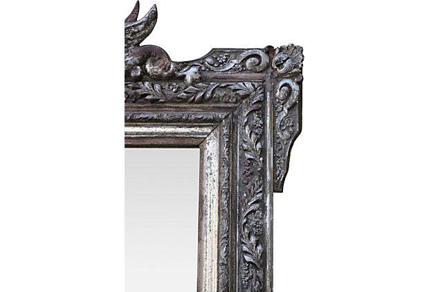Silvered Mirror