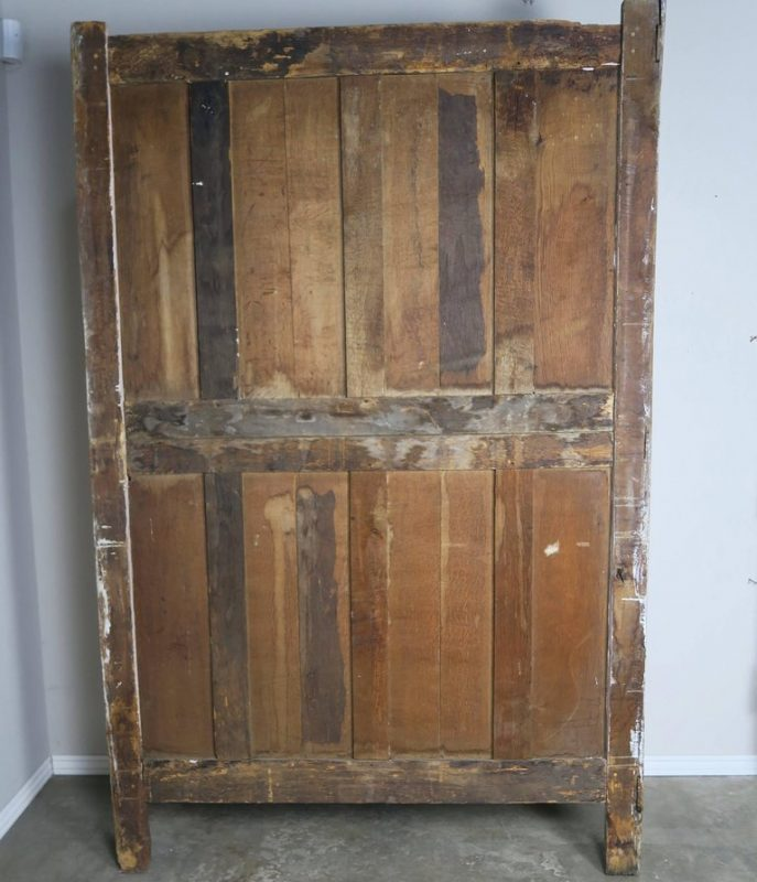 19th Century, French Louis XV Style Armoire9