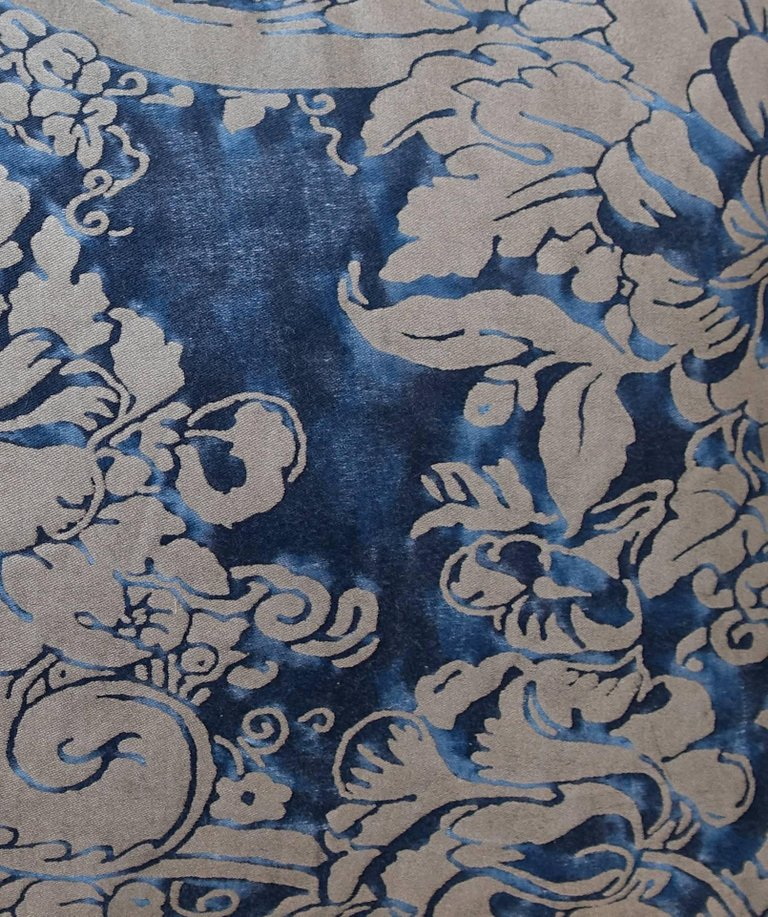 Pair of Dandola Patterned Fortuny Pillows 3