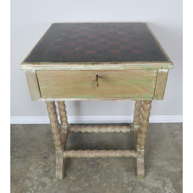 vintage-english-checkerboard-top-game-table-0049