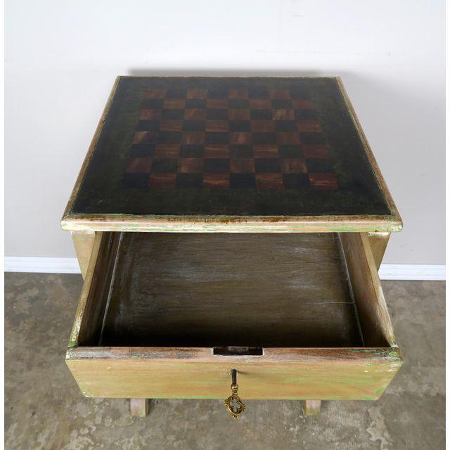 vintage-english-checkerboard-top-game-table-2437