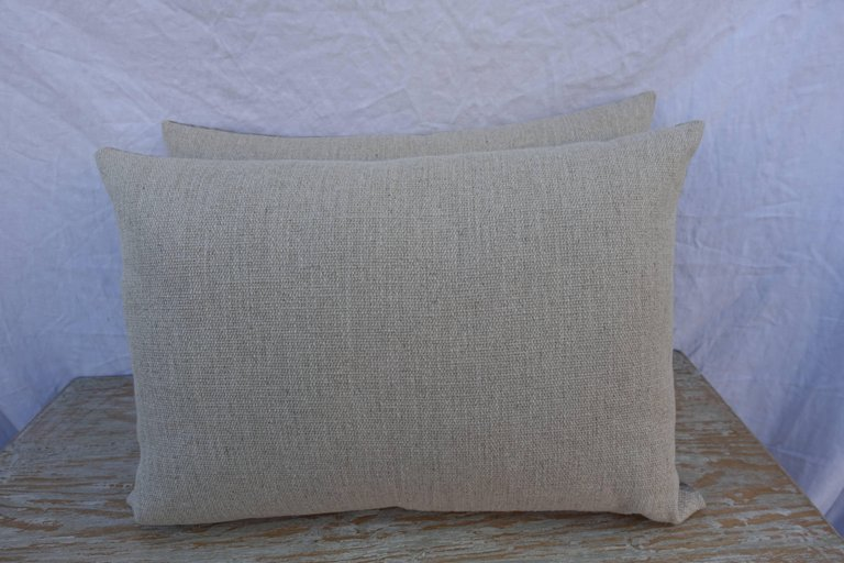 Pair of Carnavalet Fortuny Patterned Pillows 3