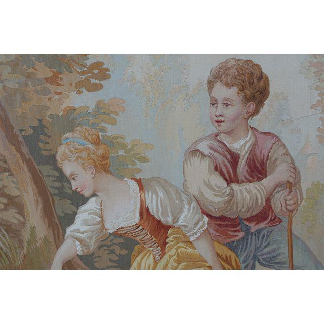 19th-century-antique-aubusson-tapestry-of-young-couple-1771