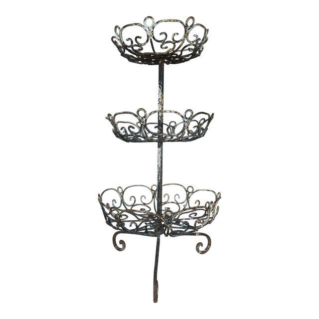 french-3-tiered-painted-metal-baskets-2603 (1)