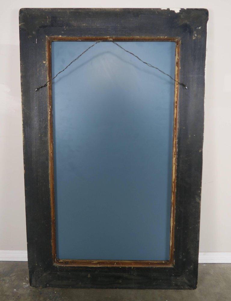 19th Century Swedish Painted Mirror 7
