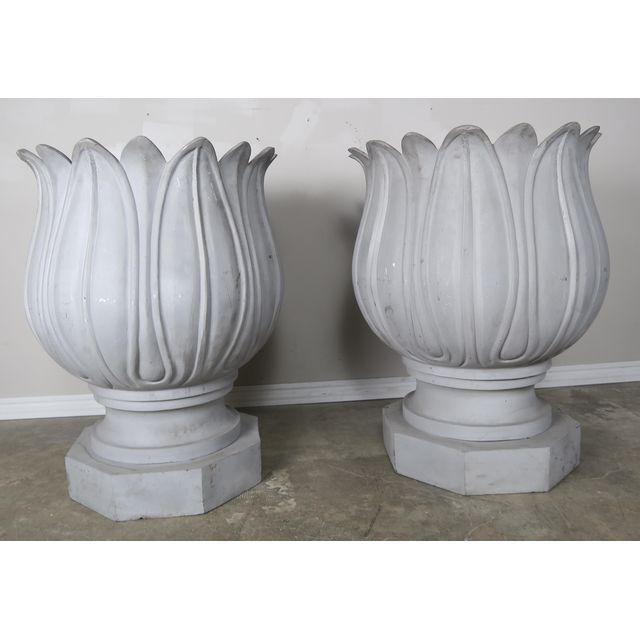 large-metal-flower-planters-a-pair-7904