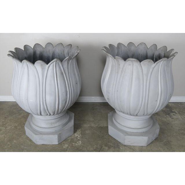 large-metal-flower-planters-a-pair-8382