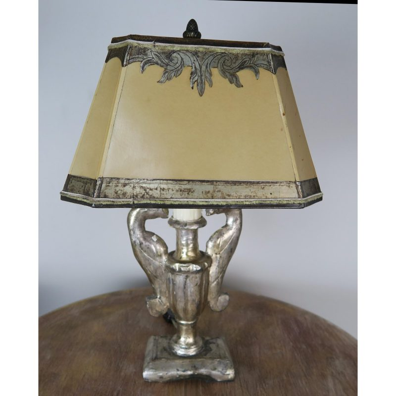 19th-c-silver-gilt-lamp-with-hand-painted-shade-6346