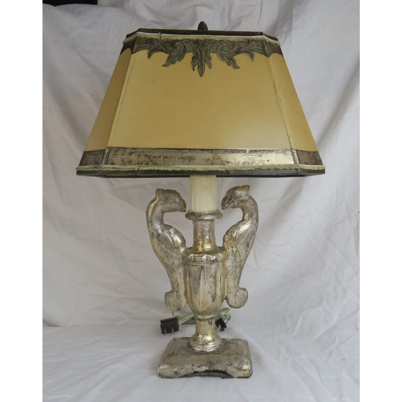 19th-c-silver-gilt-lamp-with-hand-painted-shade-8044