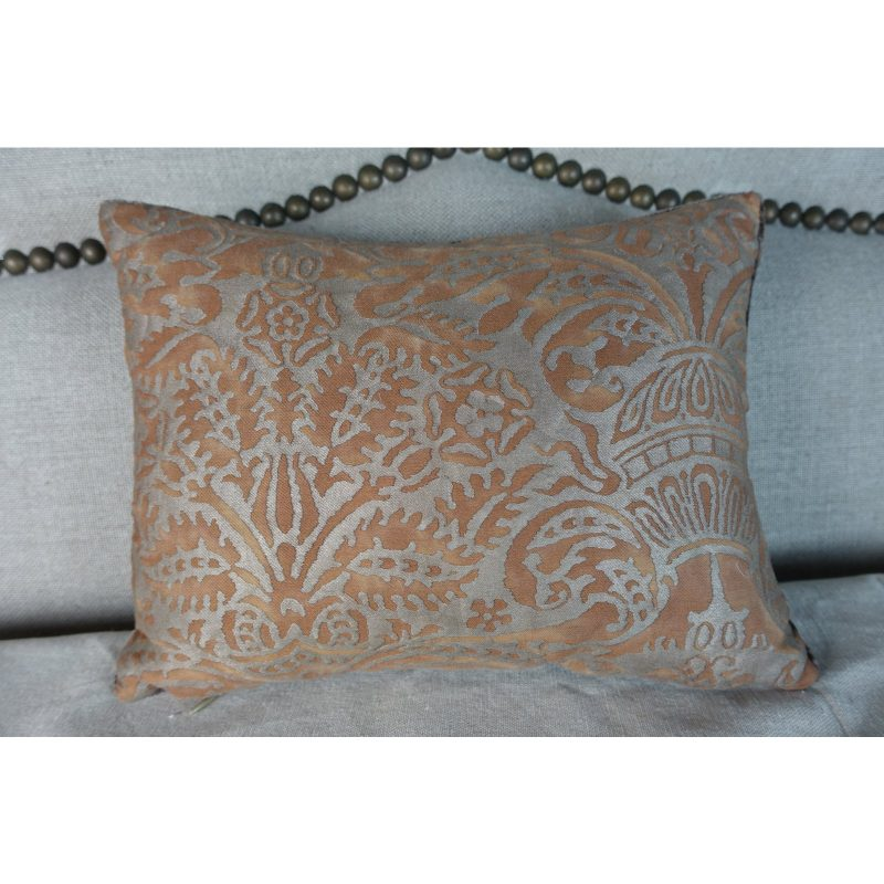 brown-and-silvery-gold-fortuny-pillow-1359