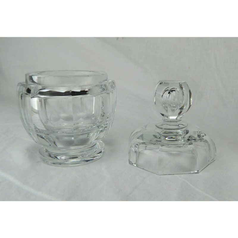 crystal-baccarat-jar-with-lid-7194