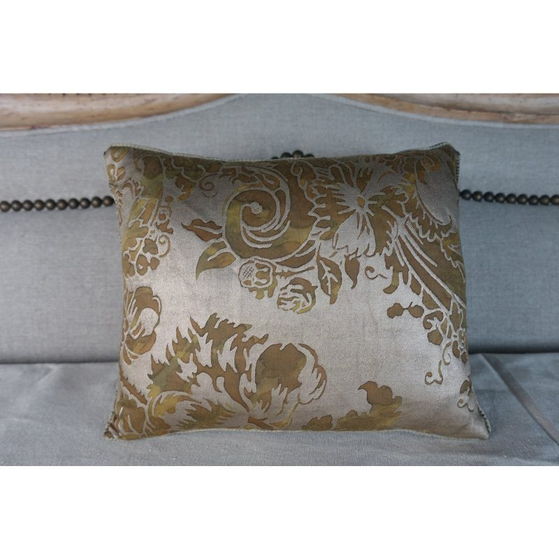 fortuny-avocado-and-silvery-gold-pillows-pair-4086