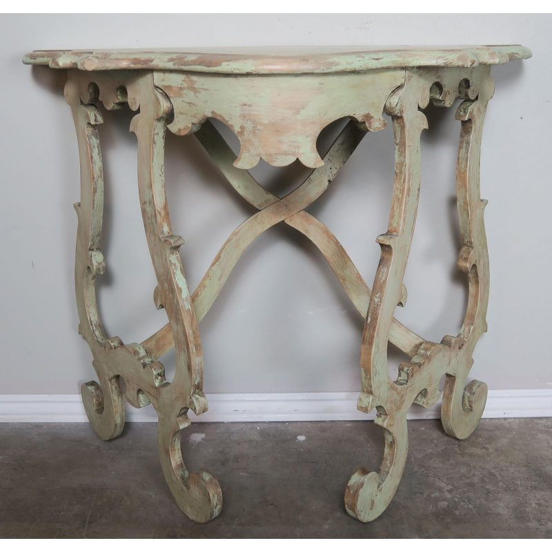 italian-green-painted-console-c-1930s-7610