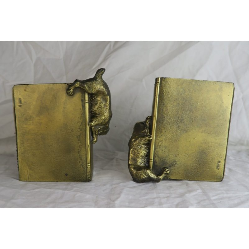 pair-of-brass-doggie-bookends-7798