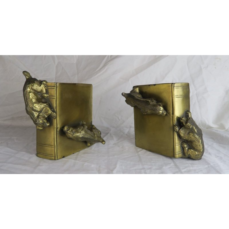 pair-of-brass-doggie-bookends-7936