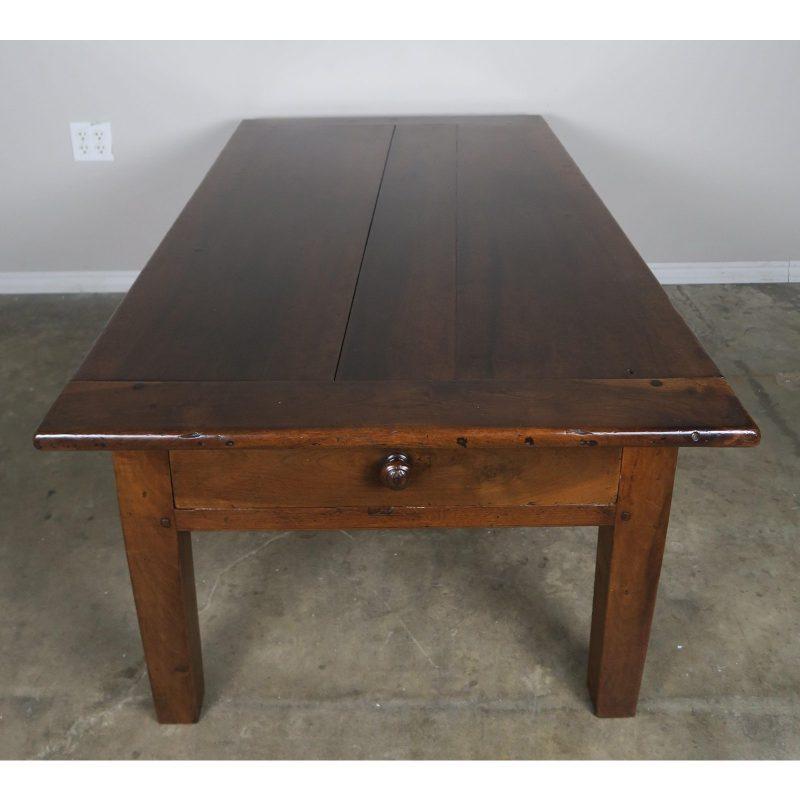19th-c-english-walnut-coffee-table-w-drawers-1387