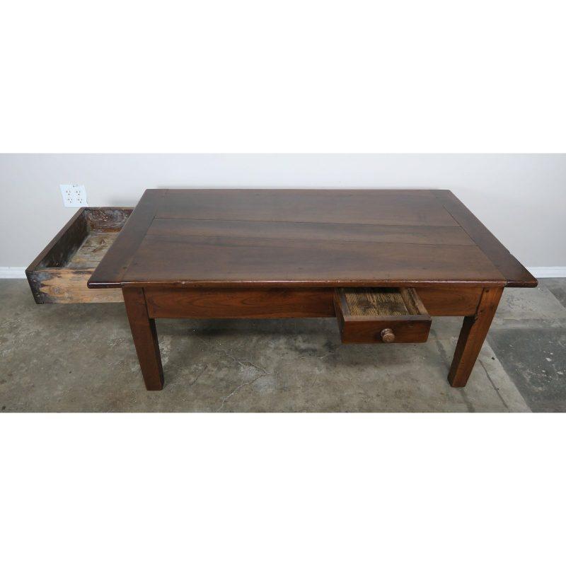 19th-c-english-walnut-coffee-table-w-drawers-2071