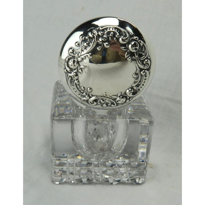 gorham-crystal-inkwell-with-sterling-lid-3989