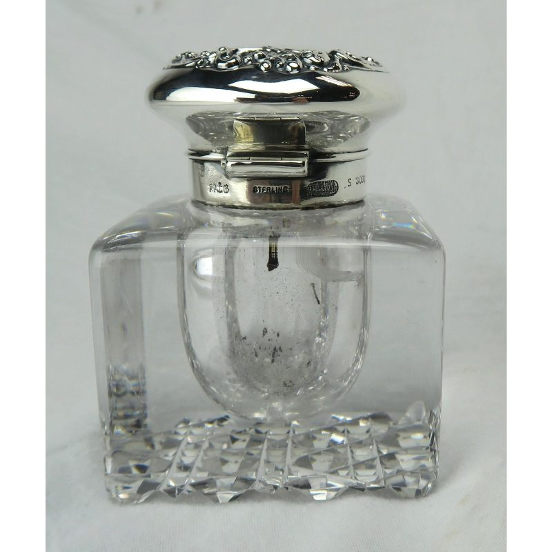gorham-crystal-inkwell-with-sterling-lid-5265