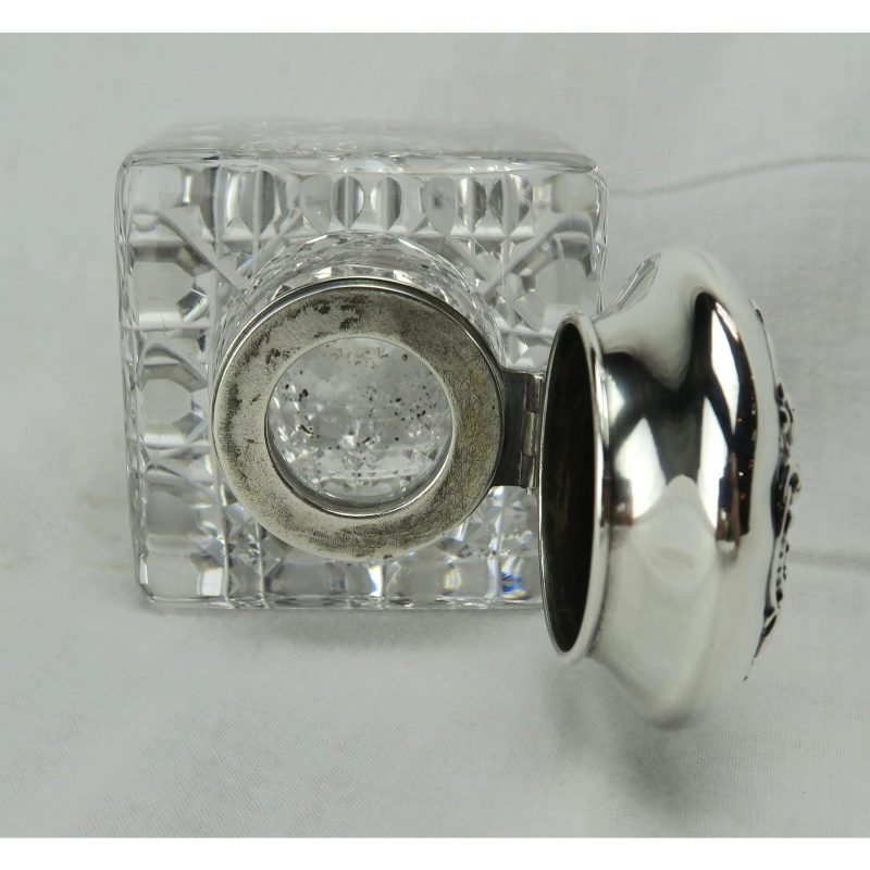 gorham-crystal-inkwell-with-sterling-lid-9030