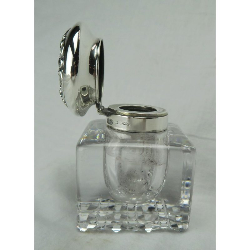 gorham-crystal-inkwell-with-sterling-lid-9730