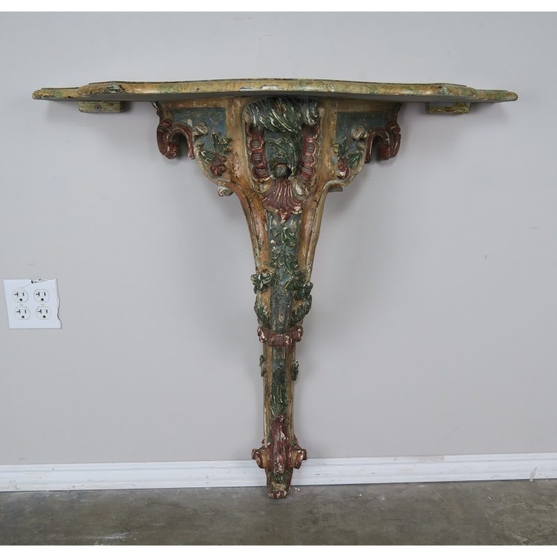 french-painted-carved-wood-console-c-1940-2915