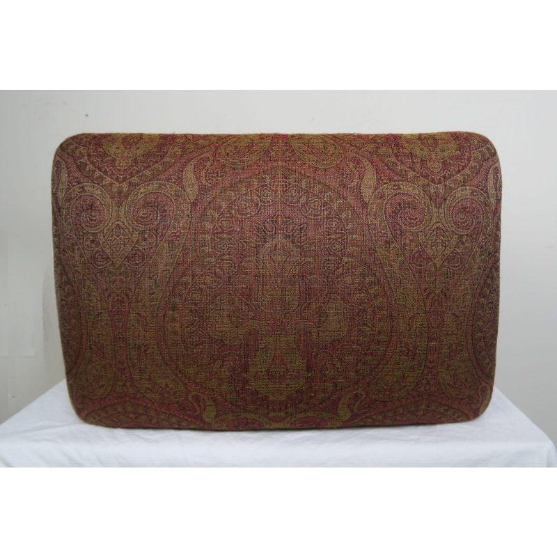 spanish-walnut-bench-w-paisley-upholstery-c-1940-4823
