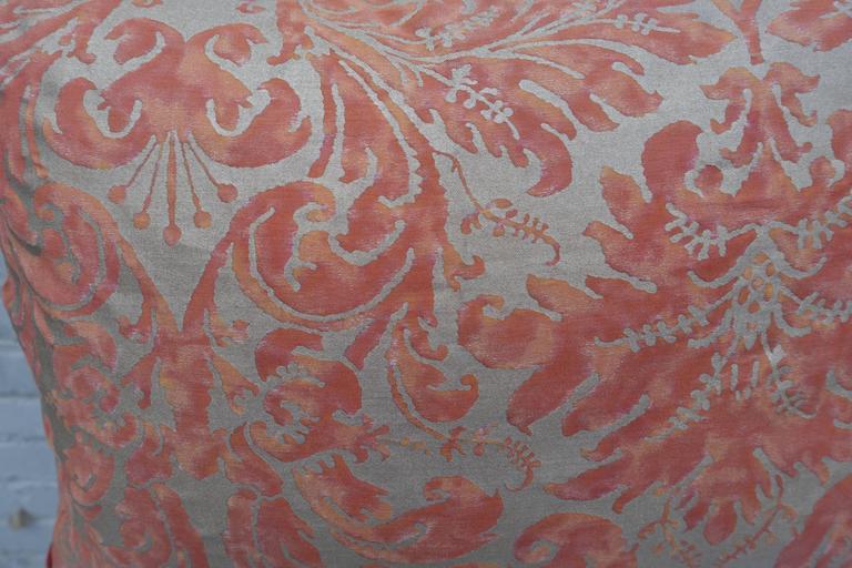 Pair of Lucrezia Fortuny Textile Pillows $7951