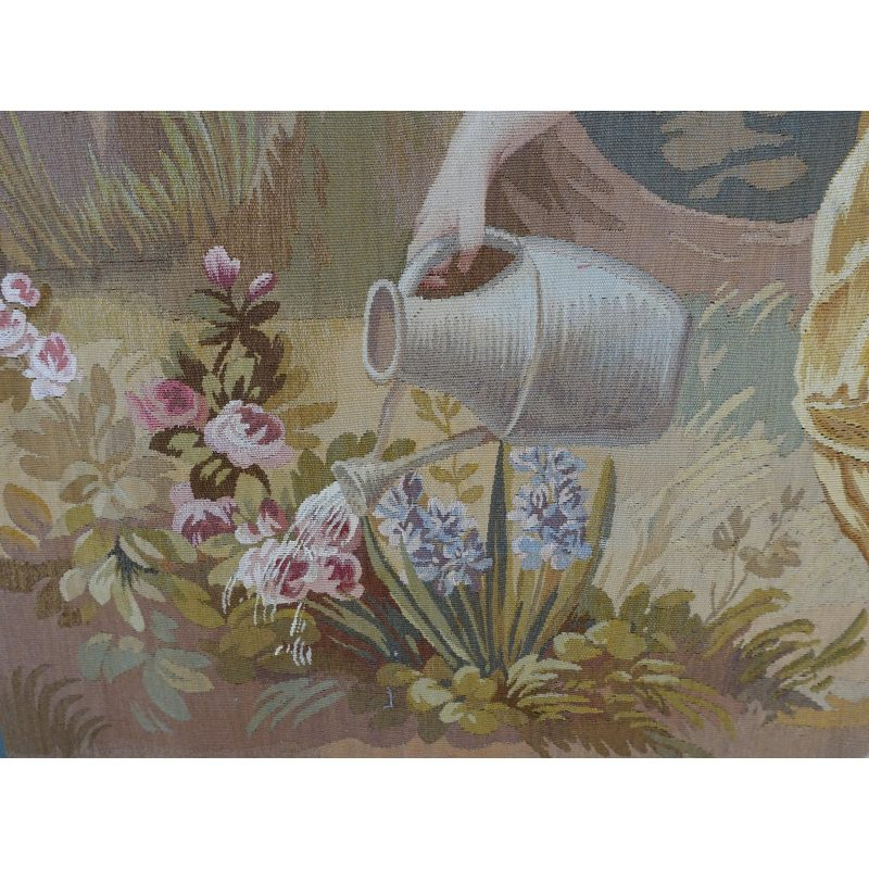 19th-century-antique-aubusson-tapestry-of-young-couple-7768