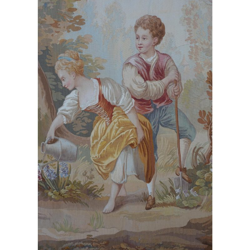19th-century-antique-aubusson-tapestry-of-young-couple-8059
