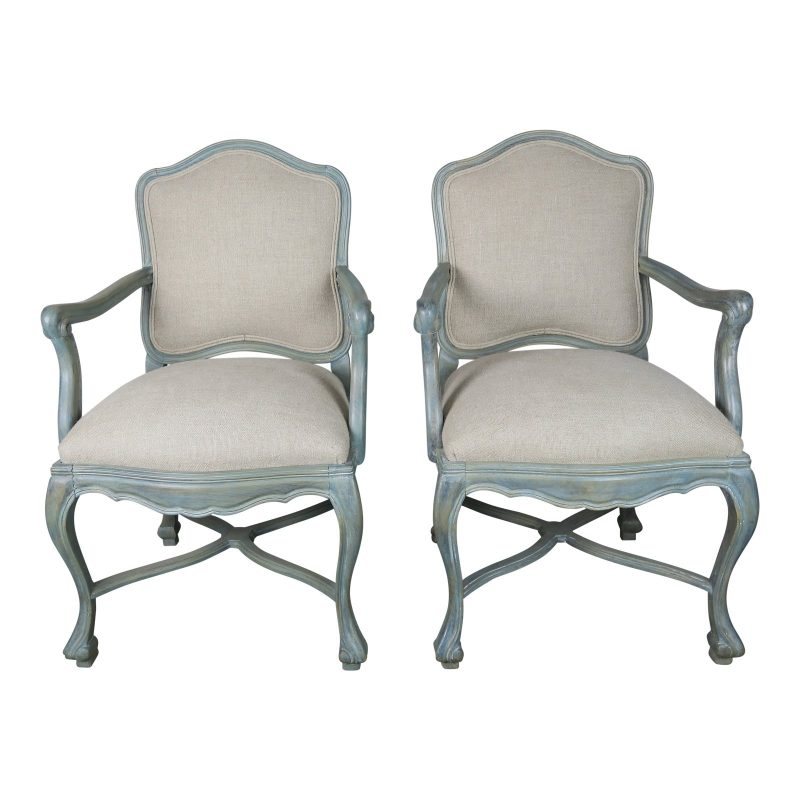 pair-of-painted-swedish-style-armchairs-w-linen-upholstery-8489
