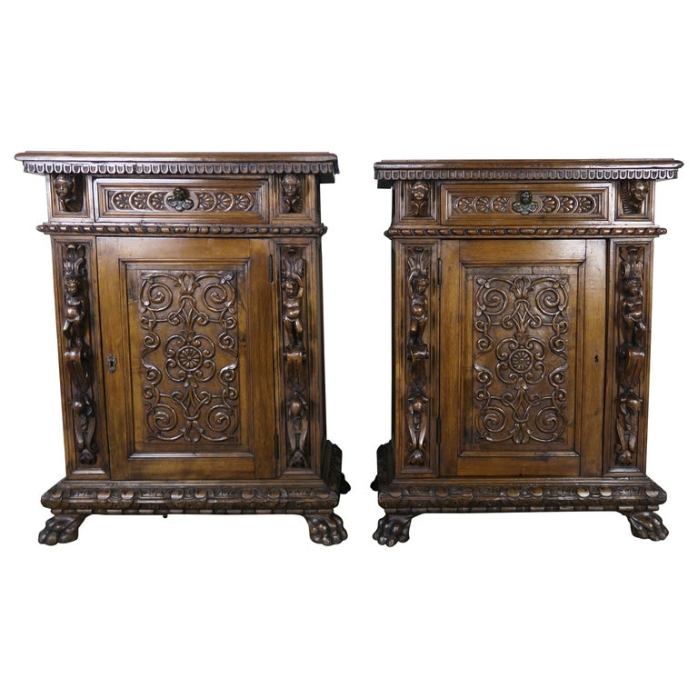 Early 19th Century Spanish Cabinets, Pair $7,500