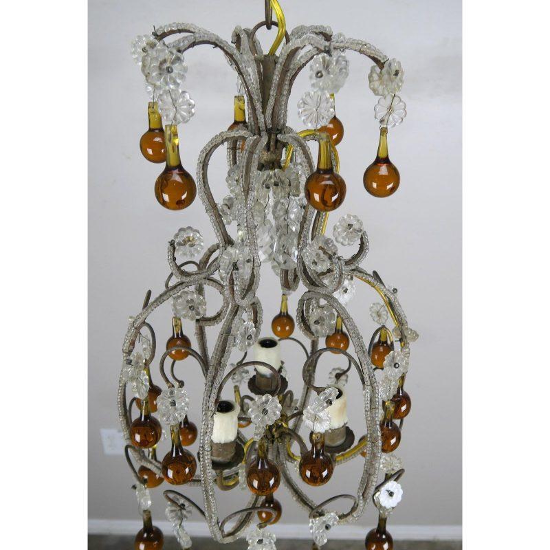 amber-drop-crystal-beaded-chandelier-2565