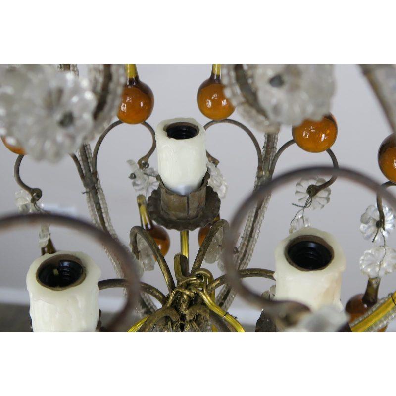 amber-drop-crystal-beaded-chandelier-2756
