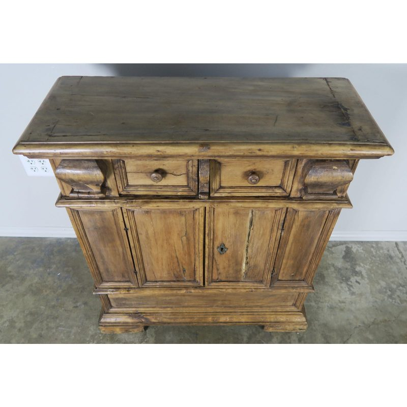 18th-century-italian-bleached-walnut-credenza-9849