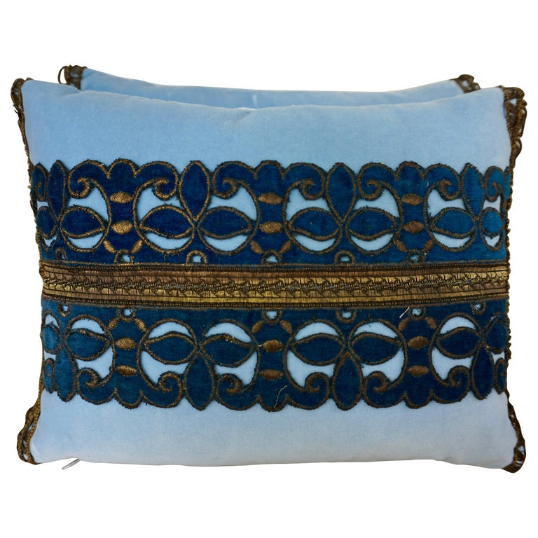 Pair of Custom Accent Pillows by Melissa Levinson $450