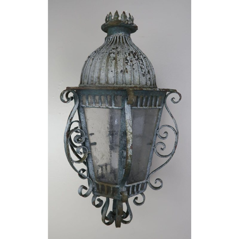 french-wrought-iron-painted-lantern-sconce-3189