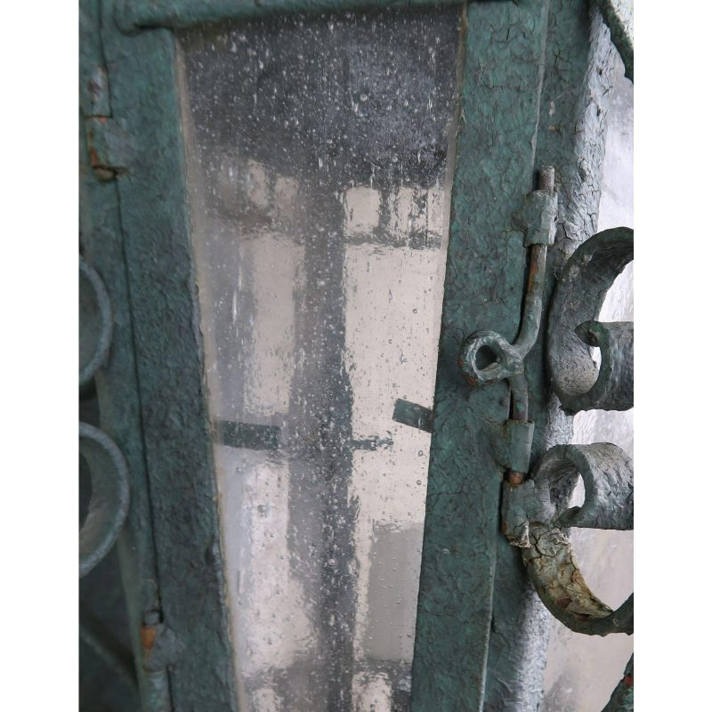french-wrought-iron-painted-lantern-sconce-6361