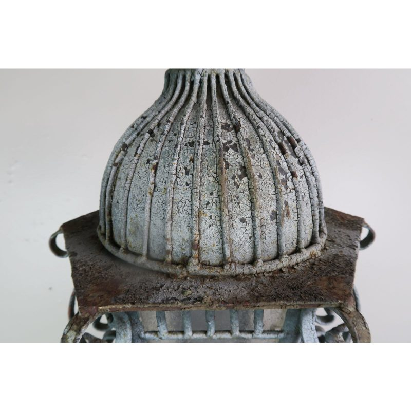 french-wrought-iron-painted-lantern-sconce-6532