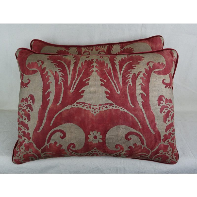 crimson-red-and-gold-fortuny-pillows-a-pair-2521