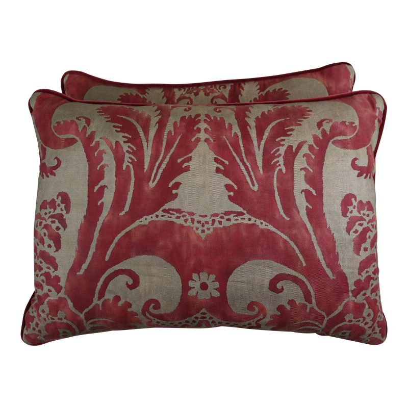 crimson-red-and-gold-fortuny-pillows-a-pair-9372