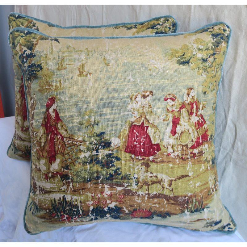 figural-printed-linen-pillows-pair-2220