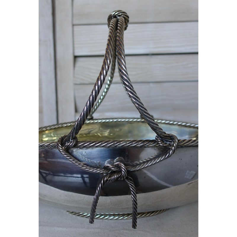 italian-silverplate-basket-with-double-rope-handle-2556